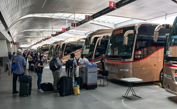 Terminal de Autobuses de Guadalajara