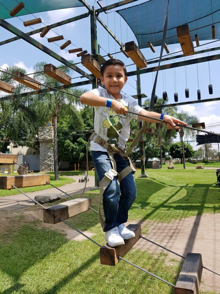 """Natural Adventure """"Challenge"""" Guadalajara para Niños"""