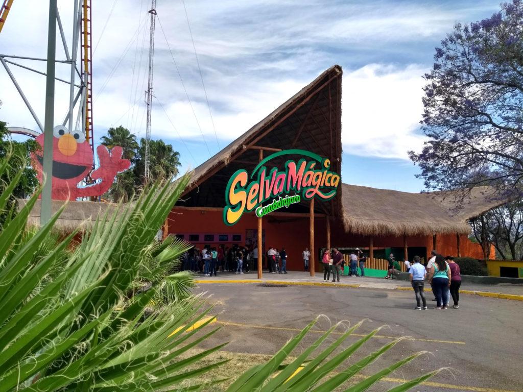 Parque de Diversiones Selva Mágica en Guadalajara