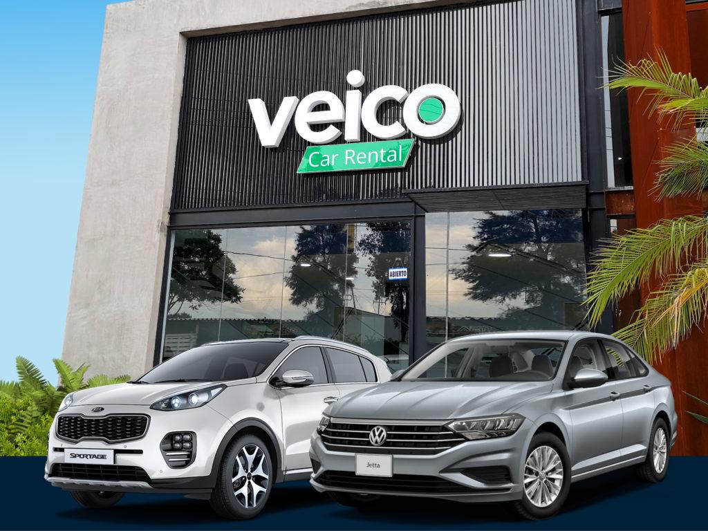 Oficina de Veico Renta de Autos en Guadalajara