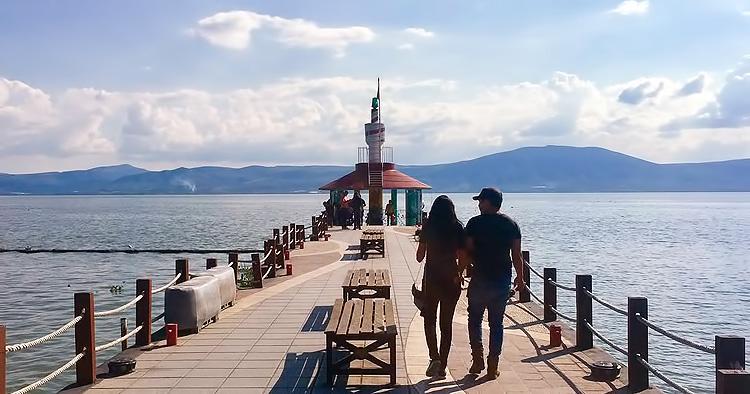 Muelle Lago de Chapala