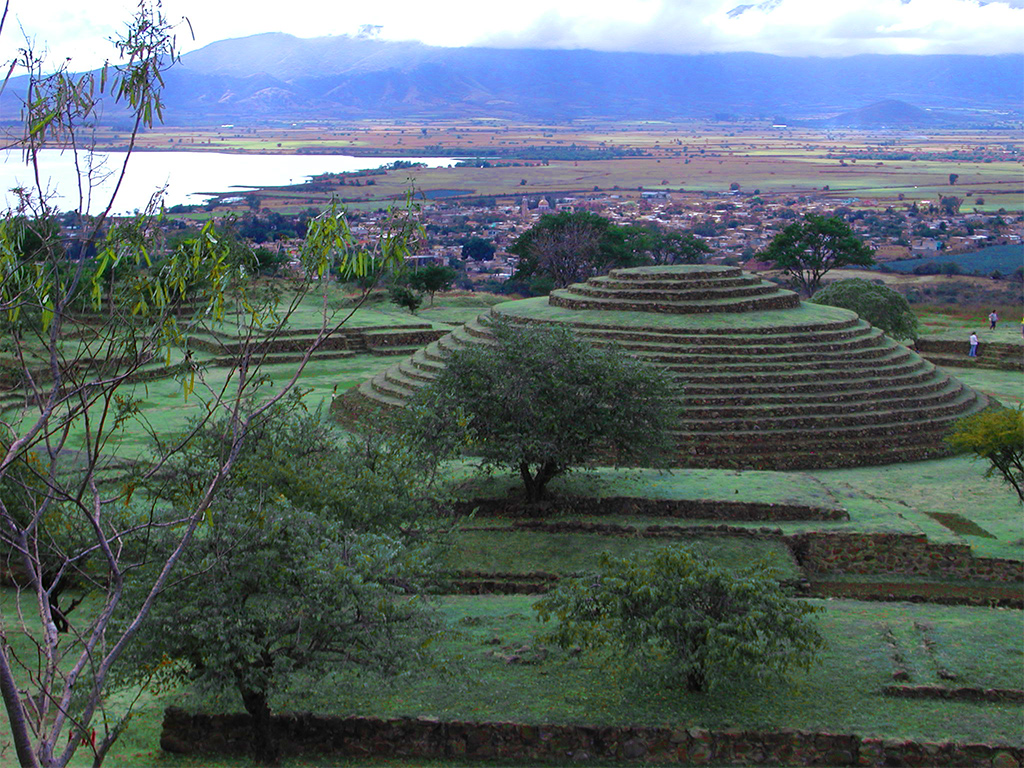 Guachimontones, Teuchitlán, Jalisco