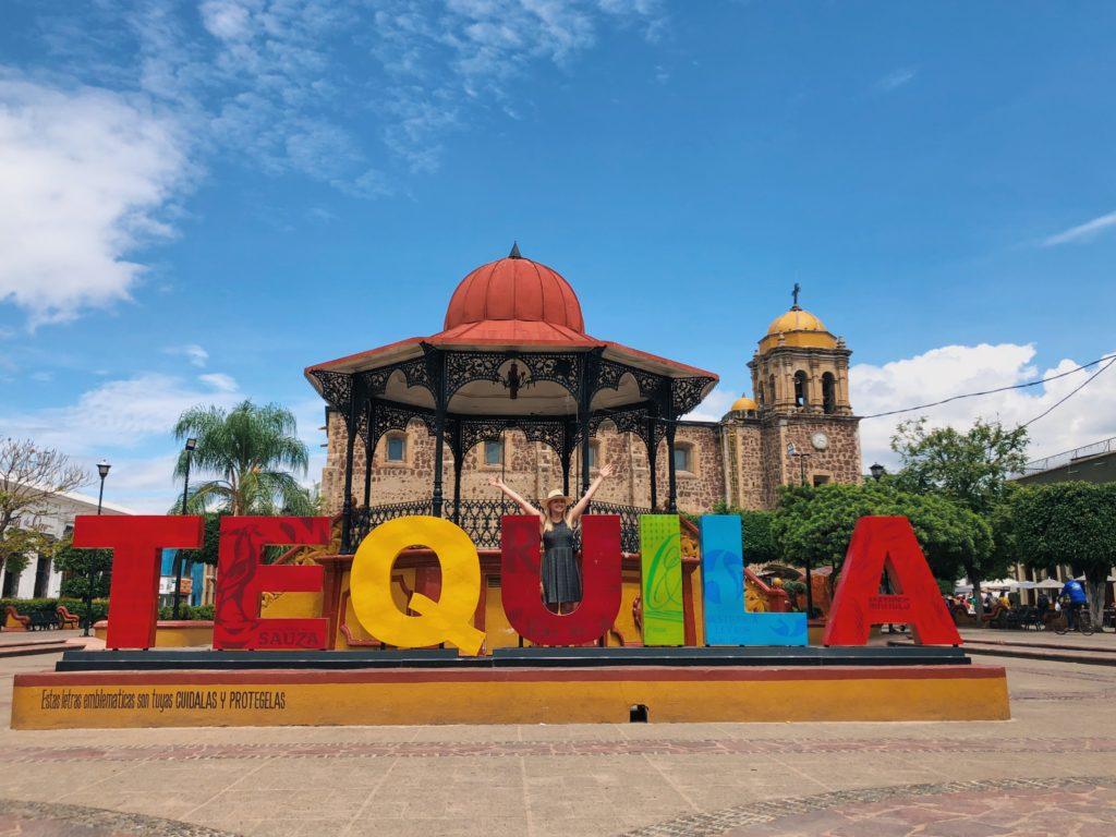 Plaza Principal, Tequila, Jalisco