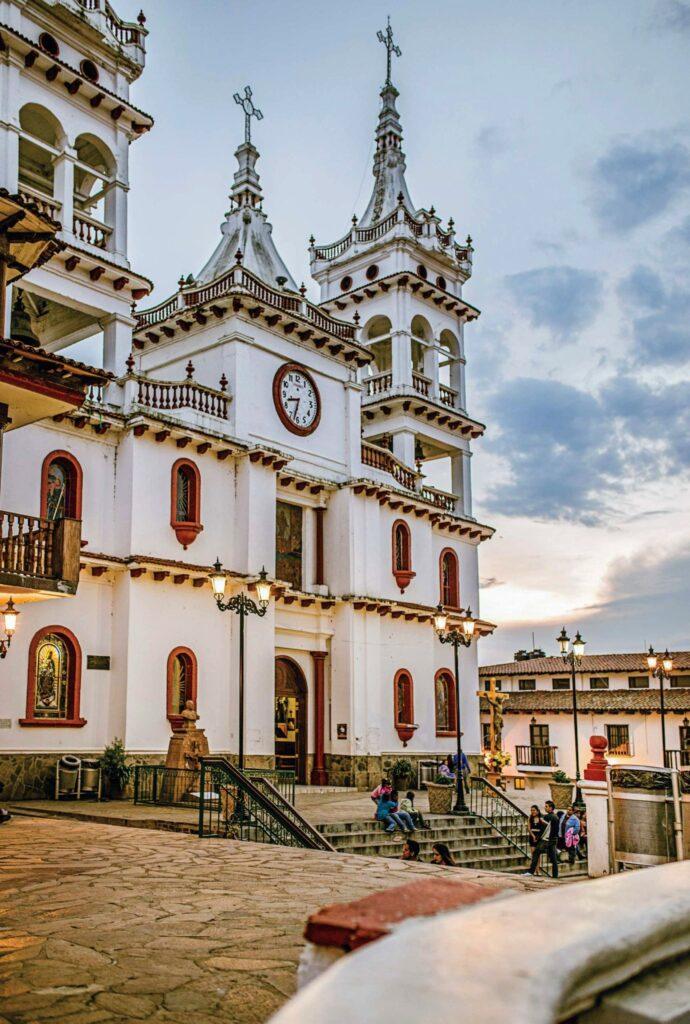 Parroquia de San Cristobal. Mazamitla, Jal.
