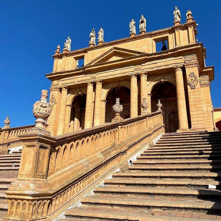 Templo del Calvario. Lagos de Moreno, Jal.