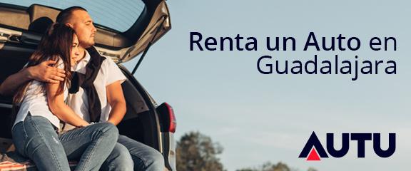 Renta de Carros en Guadalajara