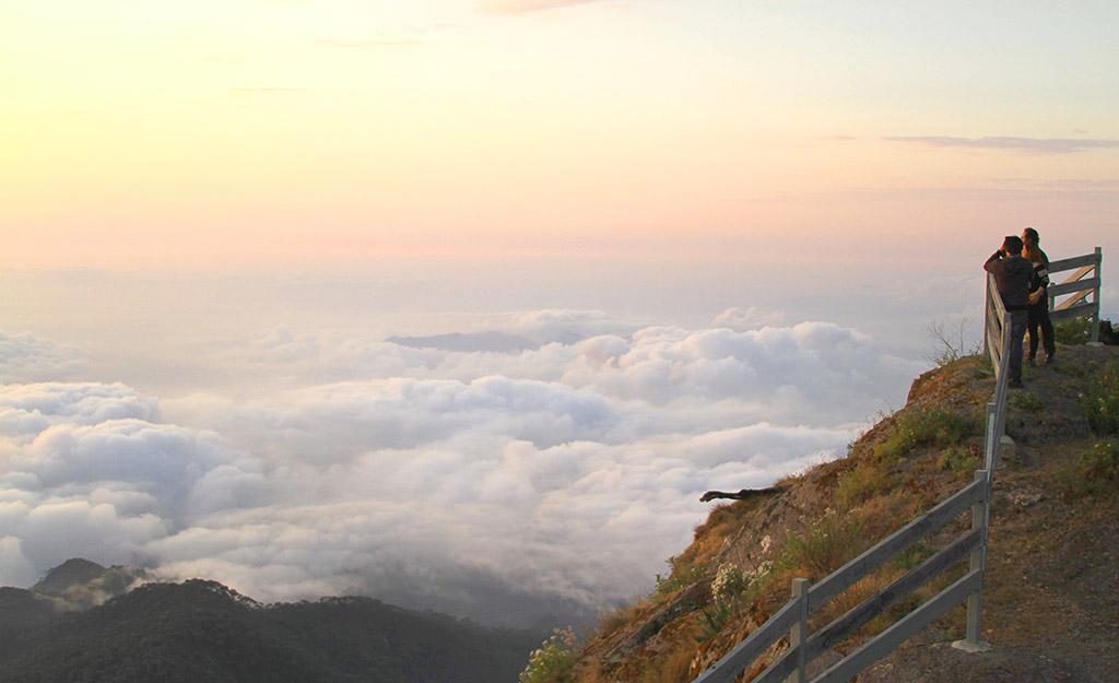 Mirador del Cerro de la Bufa, Mascota, Jal.